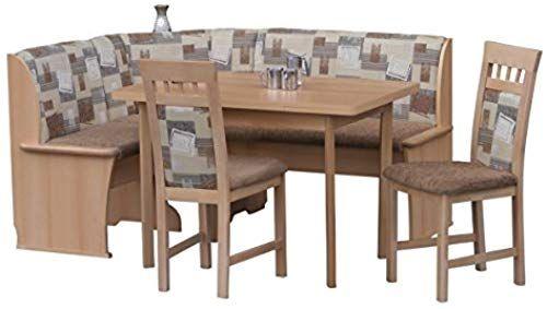 Eckbankgruppe Eckbank Esszimmer Essgruppe Stuhle Tisch Auszug
