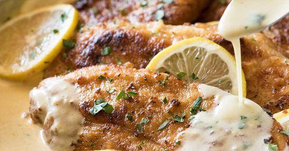 Creamy Lemon Chicken | POPSUGAR Food