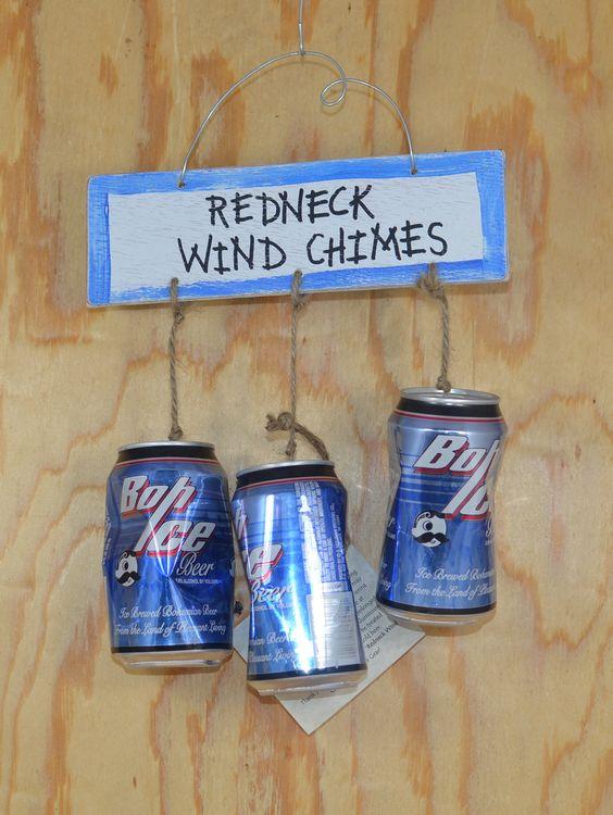 Redneck Baby Gift Ideas : Redneck wind chimes windchime s christmas