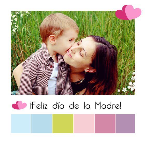 El Día de la Madre es uno de los más especiales, para valorar y mimar a quien nos dio vida… ¡Feliz Día a todas las mamás!