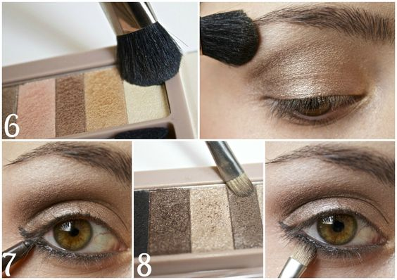 C A I L E Y D A W N: MAKEUP TUTORIAL: EVERYDAY SMOKEY NEUTRALS
