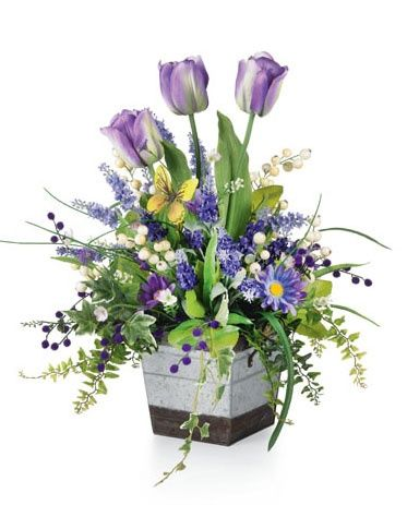 Spring Arrangement | Flower Arrangements