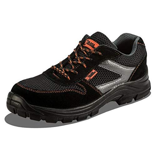 New Mens Ultra Lightweight Hiking Ankle Steel Toe Cap Work Safety Trainers Shoes