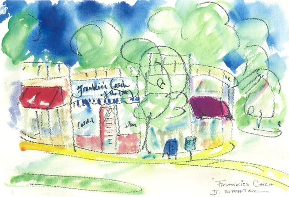 FRANKIES CATCH BELMONT by BOSTONARTBOUTIQUE on Etsy