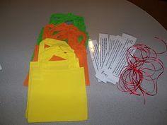 Parent Involvement Project -   Activity Bags for Parent Involvement