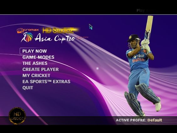 Asia Cup T20 Cricket game Screenshots