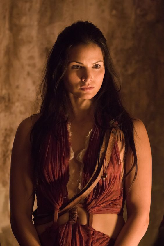 Spartacus Females | Spartacus' Katrina Law Talks Slavery, Freedom, and Love | The Morton ...