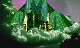 .A Green Gotham City...