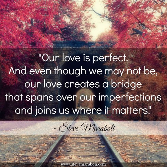 Our Love Not Perfect Quotes Quotes
