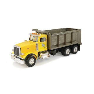 Peterbilt Model Dump Truck