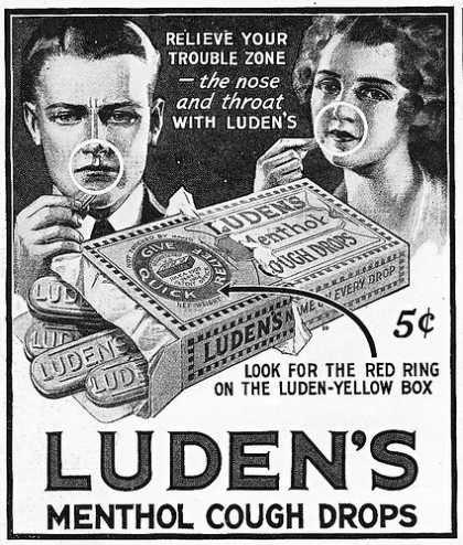 Luden's.