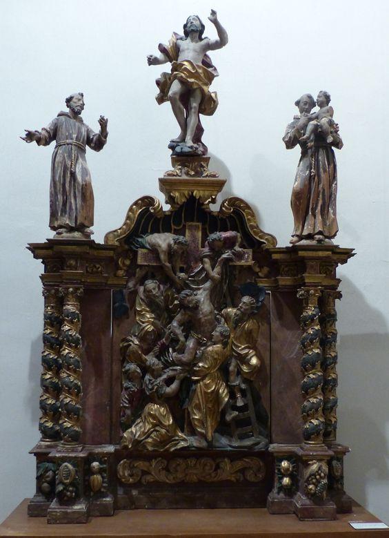 Visible au Musée d'art et d'archéologie du Pays de Laon
