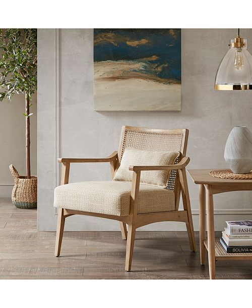 Leon Lounge Chair Quick Ship Light Brown Chairs In 2019