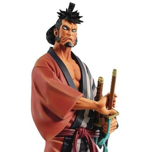 Pre Banpresto One Piece DXF The Grandline Men Wano Country Trafalgar Law Figure