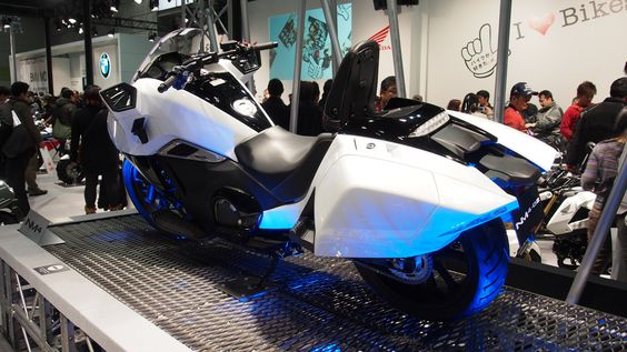 comes in White with Blue LED retrofit