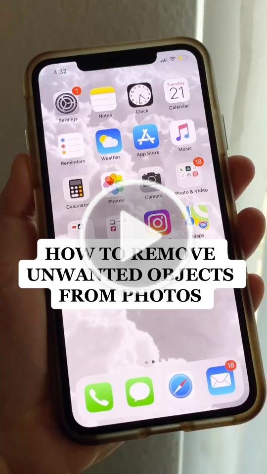 D Dsweetest On Tiktok App Is Called Retouch Retouch Howtoeditaphoto Instagramhacks Editin Iphone Life Hacks Photography Tips Iphone Photography Editing