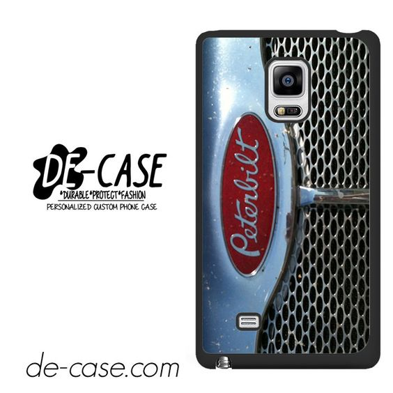 Truck Peterbilt DEAL-11410 Samsung Phonecase Cover For Samsung Galaxy Note Edge