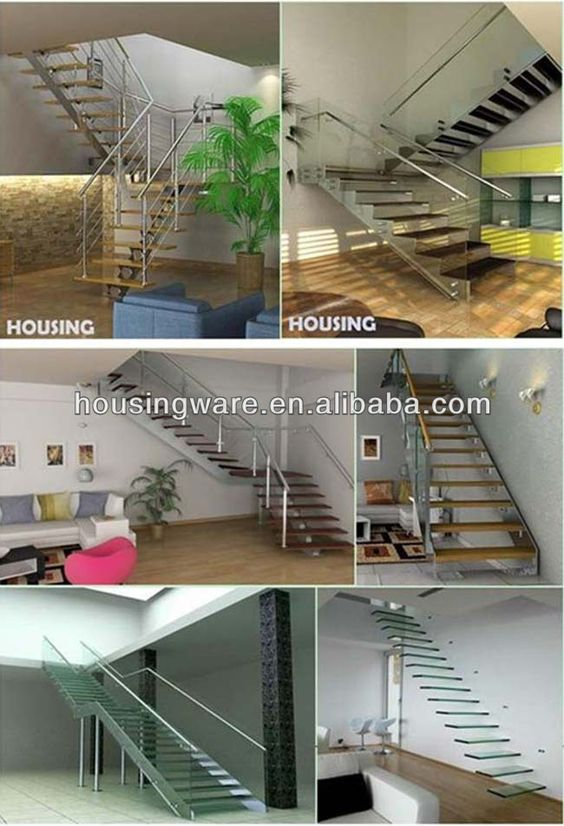Escaleras para casa peque as modernas buscar con google for Escaleras modernas para casa