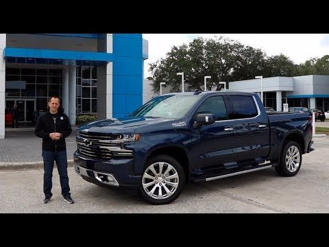 Does The 2019 Chevy Silverado High Country Have It All Youtube Chevy Silverado High Country Silverado High Country Chevy Silverado