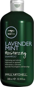 Paul Mitchell Lavender Mint Moisturizing Shampoo 300ml - günstig bei Friseurzubehör24.de // Sie interessieren sich für dieses Produkt? Unsere Service-Hotline: 0049 (0) 2336 87 000 11