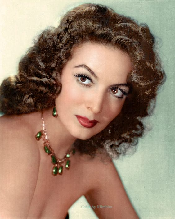 María Félix. The idol ♡