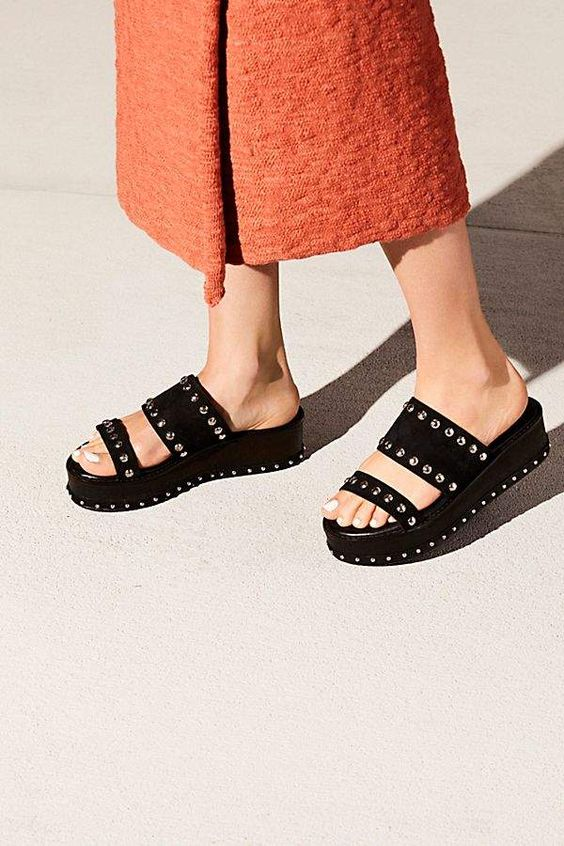 Inuovo Lola Flatform Sandal