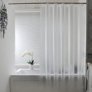 Top 10 Best Shower Curtain Liners In 2020 Reviews With Images