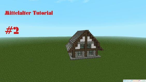 Minecraft Seeds: minecraft häuser für anfänger