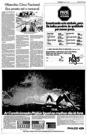 21 de Dezembro de 1980, Matutina, Rio, página 23