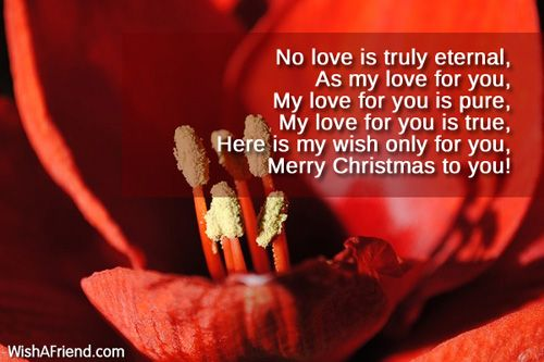 7149 Christmas Messages For Boyfriend Christmas Love Messages Message For Boyfriend Happy Christmas Wishes