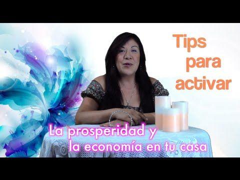 Tips para activar la prosperidad y la economía en tu casa con Gaby Cantero - YouTube