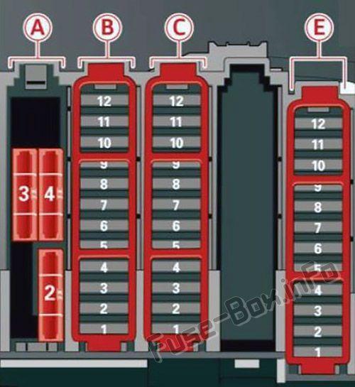 Audi A5 2009 Fuse Box - 2007 Pt Cruiser Fuel Filter Location for Wiring  Diagram Schematics | Audi A5 2009 Fuse Box |  | Wiring Diagram Schematics