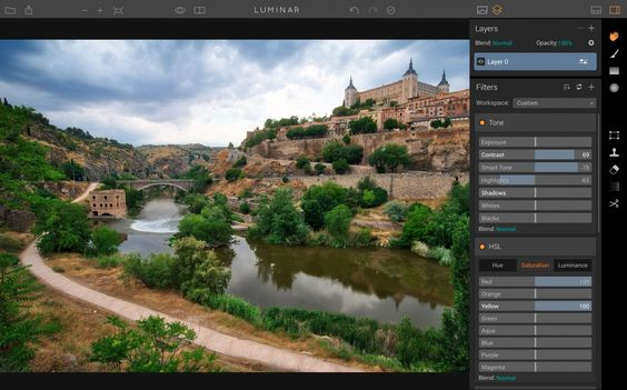 Macphun Luminar A New All In One Photo Editor Is A Mac Exclusive Slashgear Imacbookplusappdevelopment Weebly Com First Photo Photo Editor Photo