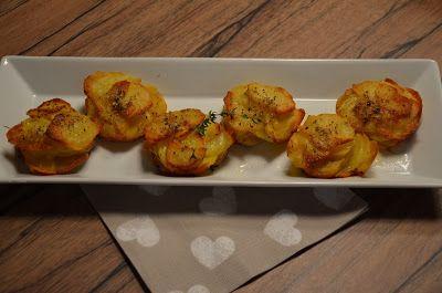 Kartoffeltürmchen