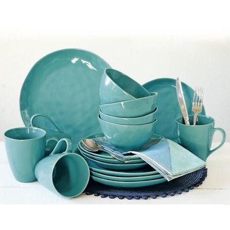16-Piece Samantha Dinnerware Set at Joss and Main