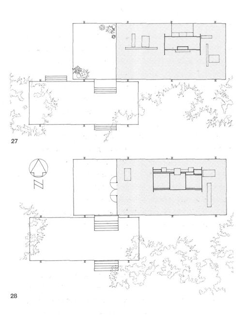 Image result for mies van der rohe farnsworth house structure ...