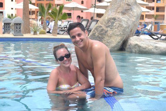 Further evidence of our guests enjoying Sandos Finisterra.  Más evidencia de nuestros huéspedes disfrutando de Sandos Finisterra.  http://on.fb.me/1AZCuDv