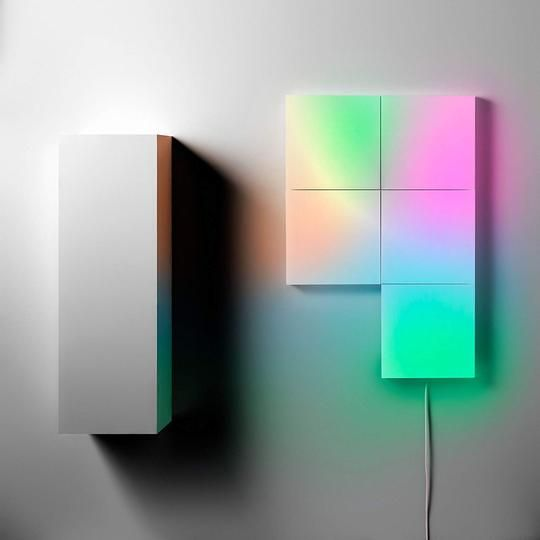 Color Changing Wall Tiles Lifx Lifx Lights Light Panels