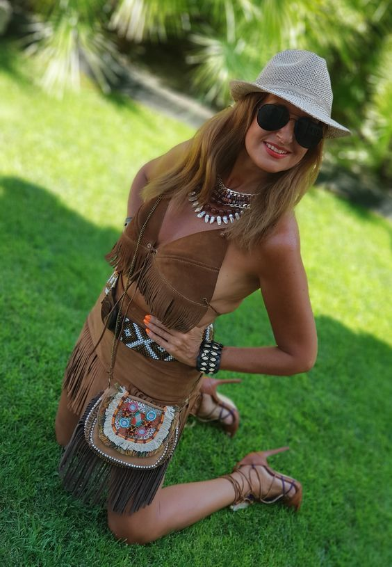 Magical Boho Chic Outfit