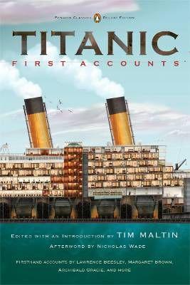 TITANIC, First Accounts j'aime ce genre de dessin où l'on voit les schémas des étages, qui plus est du Titanic