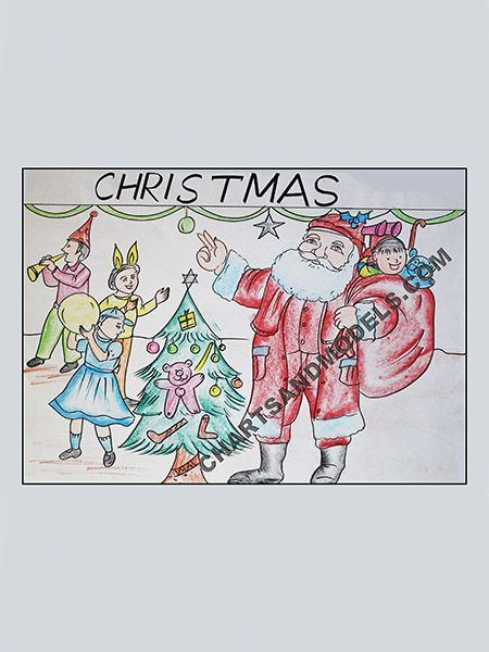 Online Christmas Charts for schools as well as students regarding their project. We offer in delhi ncr and abroad.