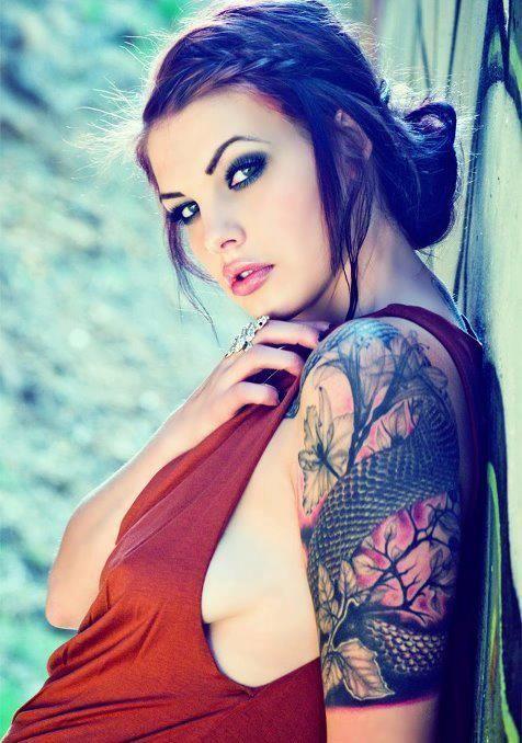 half sleeve x #tattoos --  #tattoo #inked