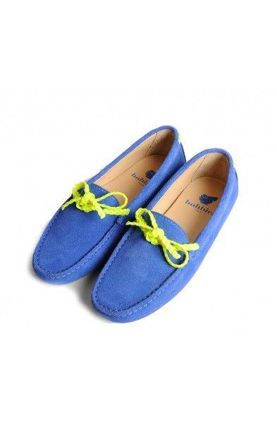 Loafers Bleu Amparo - Bobbies