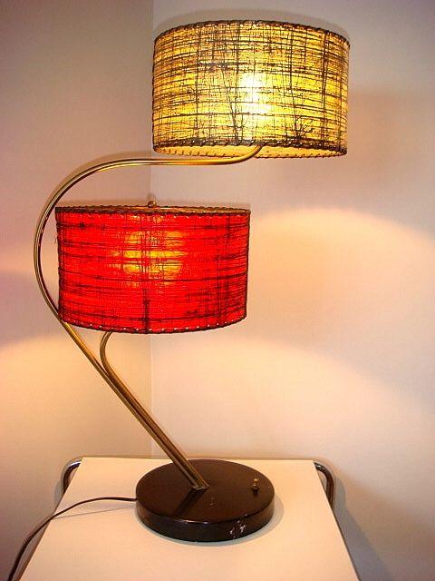 1950s lamp eames era lamps lighting pinterest love for Eames lampe