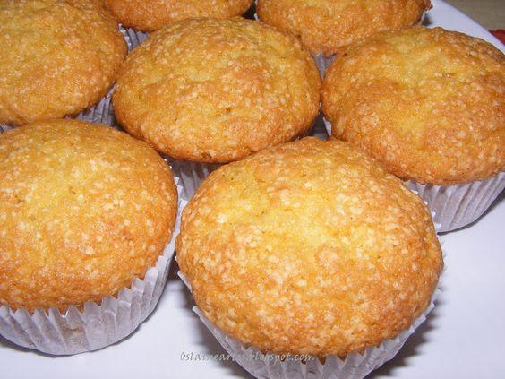 Muffins de Cenoura