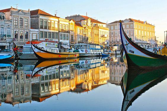 Aveiro, Região Norte | Portugal