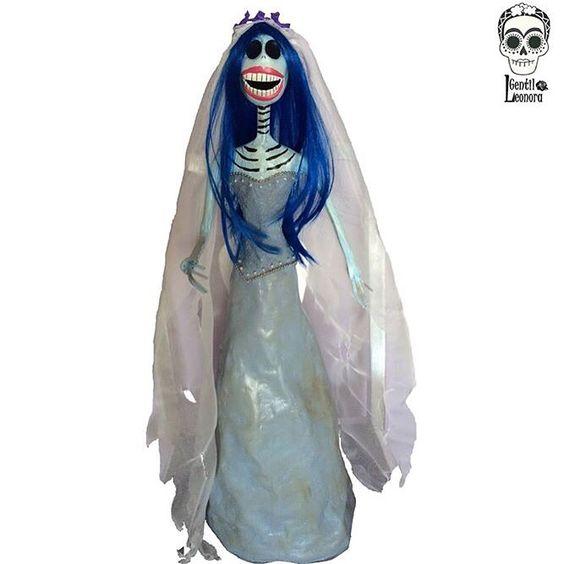 La novia cadaver 1 - The corpse bride 1