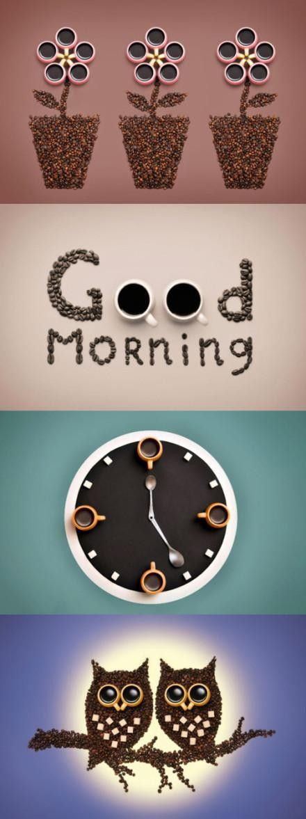 Good morning...another day, another cup of coffee and another chance to create some fresh beginnings. Enjoy!