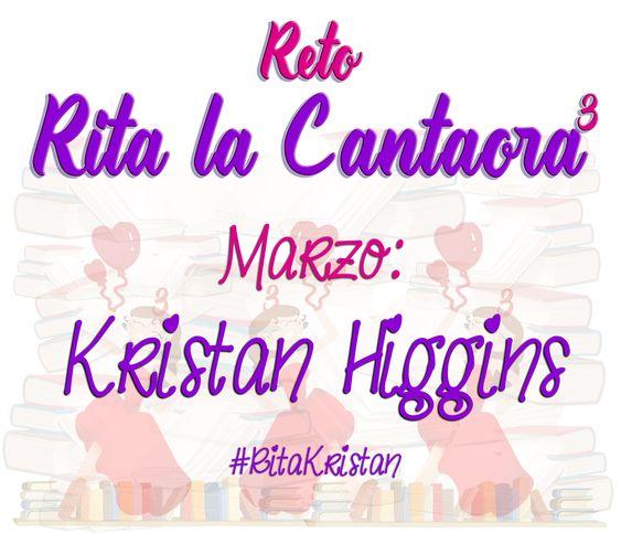 Marzo #RitaKristan