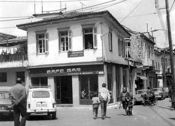 Άρτα, πλατεία Κακκαβά
